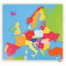 [Lap - puzzle - Európa]