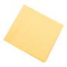[IDEAL paplan huzat - Egyszínű - sárga (79x124 cm)]
