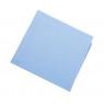 [IDEAL párna huzat - Egyszínű - kék (31x51 cm)]