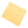 [Egyszínű - sárga - paplan és párna készlet - IDEÁL méret]