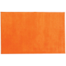 [Egyszínű szőnyeg  1,5 x 1 m - narancssárga]
