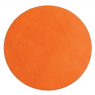 [Egyszínű szőnyeg, átmérő 2 m - narancssárga]