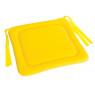 [Székpárna 2 -  32x32 cm - sárga]