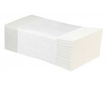 [Papír  törlőkendők, fehér]