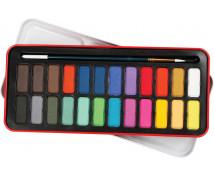 [Akvarell színek ecsettel, 24]