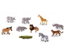 [Műanyag állatok - Szafari]