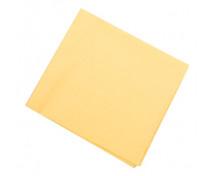 [Egyszínű - sárga - paplan és párna készlet - NOMI méret]