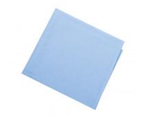 [Egyszínű - kék - paplan és párna készlet - NOMI méret]