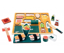 [3D Puzzle - Sushi bar]