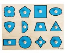 [Kirakós puzzle - Geometriai alakzatok]