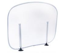 [Asztalra szerelhető elválasztó - közepes (50 x 75 cm)]