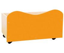 [Tárolórekesz - bükk - narancssárga]