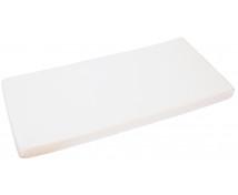 [Froté, vízálló, gumis lepedő, 140 x 70 cm - fehér]