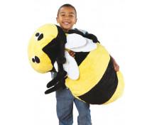 [MAXI pihenőpárna - Méhecske (97 x 44 x 28 cm)]