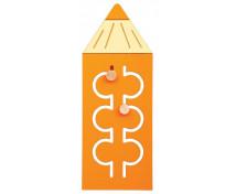 [Vonalvezető - Ceruza - narancssárga]