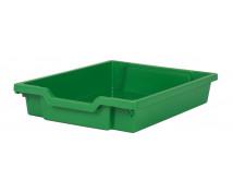 [Műanyag tároló, kicsi - zöld]