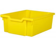 [Műanyag tároló, közepes - sárga]
