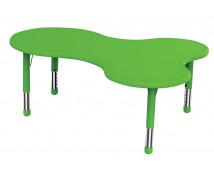 [Műanyag asztallap - Sziget - zöld]