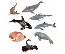 [Műanyag állatkák - a tengerben]