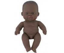 [Babák különböző kultúrákból - Afrikai típus - fiú]