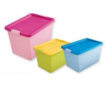 [Műanyag doboz  Jasmin 5 - 55 l]