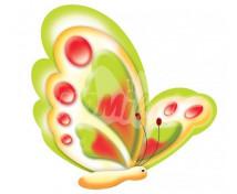 [Dekoráció - Pillangó, 2db]