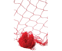 [Dekorációs háló  5x1 m - piros]