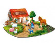 [3D puzzle - Farm]