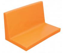 [Ülőke széles támlával - narancssárga]