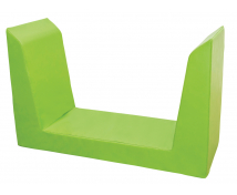 [Ülőke U - zöld]