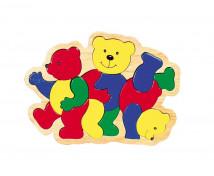 [3 medve - kirakó]
