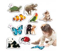 [Baby puzzle - Állatkák]