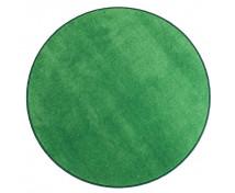 [Egyszínű szőnyeg, átmérő 2 m - zöld]