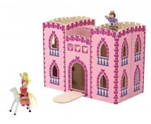 [Szétnyitható vár hercegnőknek]