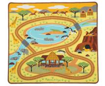 [Szőnyeg figurákkal - Szafari (4 figura)]