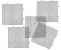 [Alátétek - 10 darab - nagy négyzetek]