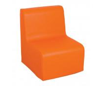 [Fotel 1 - narancssárga 30 cm]