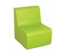 [Fotel 1- zöld 30 cm]