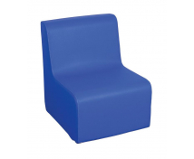 [Fotel 1- kék 30 cm]
