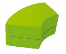 [HULLÁM ülőke - zöld 30cm]