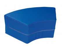 [HULLÁM ülőke - kék 30cm]
