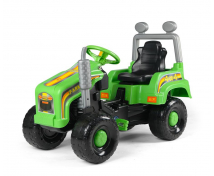[Traktor MEGA - zöld]