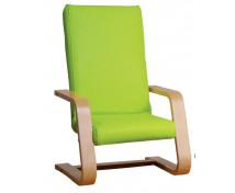 [Exkluzív fotel zöld]