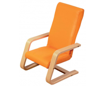 [Exkluzív fotel narancssárga]