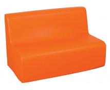 [Fotel 2 - narancssárga 30 cm]