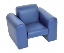 "[""Exclusive"" fotel kék]"