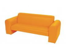 """[""""Exclusive"""" hármas kanapé narancssárga]"""