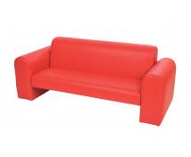 """[""""Exclusive"""" hármas kanapé piros]"""