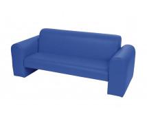 """[""""Exclusive"""" hármas kanapé kék]"""