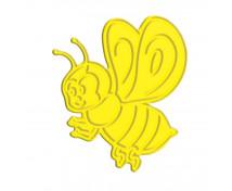 [Fali dekoráció - méhecske]
